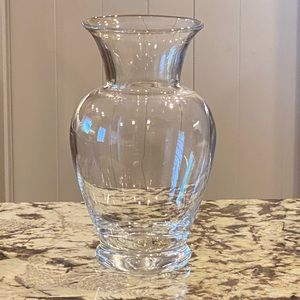 Tiffany & Co. Crystal Vase